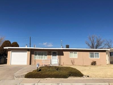 4405 Delamar Avenue NE, Albuquerque, NM 87110 - #: 937052