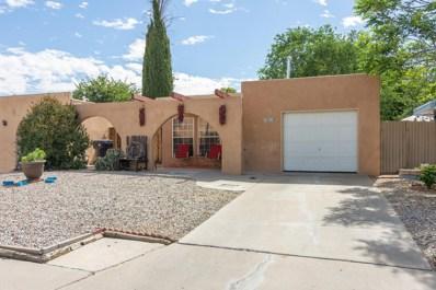 4608 Overland Street NE, Albuquerque, NM 87109 - #: 937285