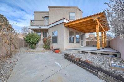 820 Monte Alto Drive NE, Albuquerque, NM 87123 - #: 937351
