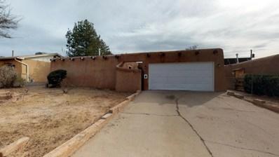 4308 Delamar Drive NE, Albuquerque, NM 87110 - #: 937519
