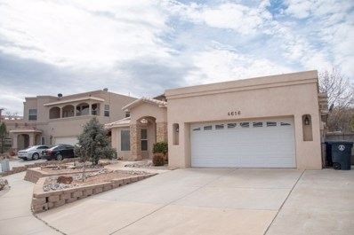 4616 Crestridge Avenue NW, Albuquerque, NM 87114 - #: 937705