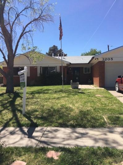 3205 Lucerne Street NE, Albuquerque, NM 87111 - #: 937760