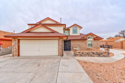 6304 Bridle Street NW, Albuquerque, NM 87120 - #: 938006