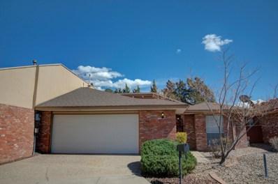 4804 Vista Del Oso Court NE, Albuquerque, NM 87109 - #: 940643