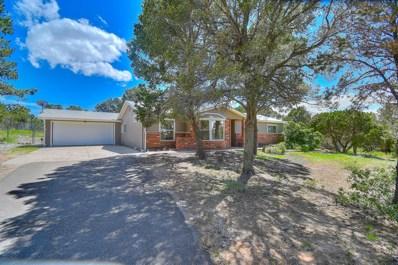 31 W Willard Road, Edgewood, NM 87015 - #: 945367