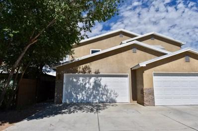 1235 8Th Street NW UNIT A, Albuquerque, NM 87102 - #: 946024