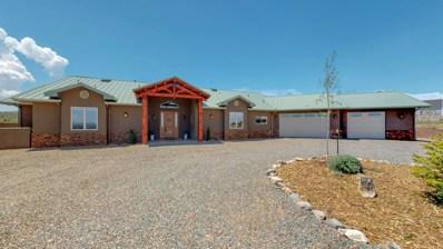 10 Mustang Mesa Trail, Tijeras, NM 87059 - #: 946328