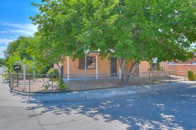 1710 Marble Avenue NW, Albuquerque, NM 87104 - #: 947373