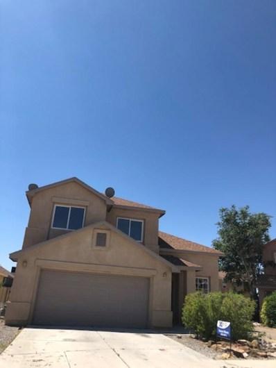 8204 Nerisa Court SW, Albuquerque, NM 87121 - #: 949758
