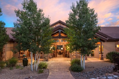 49 Broken Arrow Place, Sandia Park, NM 87047 - #: 949964