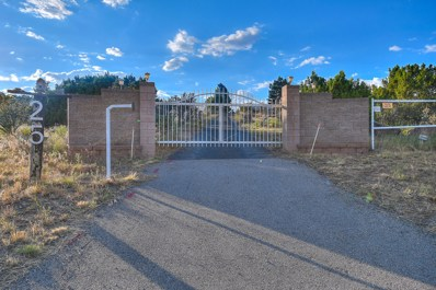 25 Crest View Road, Edgewood, NM 87015 - #: 950140