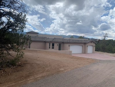 19 Coyote Canyon Trail, Tijeras, NM 87059 - #: 950147