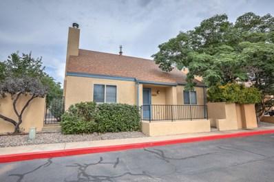 1516 Georgene Drive NE, Albuquerque, NM 87112 - #: 950447