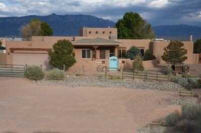 4805 Pawnee Court NE, Rio Rancho, NM 87144 - #: 950556
