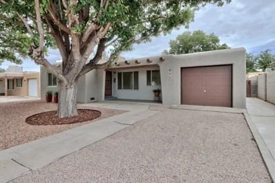 1816 Georgia Street NE, Albuquerque, NM 87110 - #: 950817