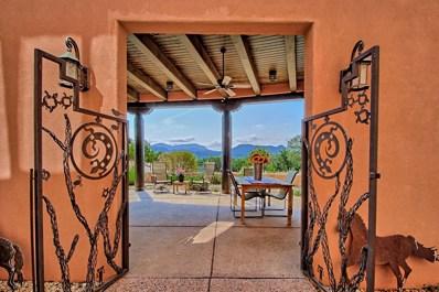 5 Real Place, Sandia Park, NM 87047 - #: 951529