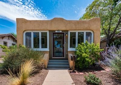 704 Slate Avenue NW, Albuquerque, NM 87102 - #: 951566