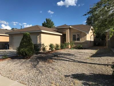 7716 Crepe Myrtle Road SW, Albuquerque, NM 87121 - #: 951615