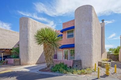 1260 Rosemont Avenue NW, Albuquerque, NM 87104 - #: 953032