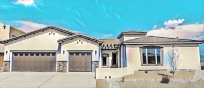 721 Tiwa Lane NE, Rio Rancho, NM 87124 - #: 953204