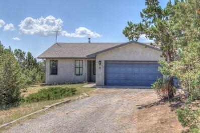2 Calle Encantada, Edgewood, NM 87015 - #: 953276