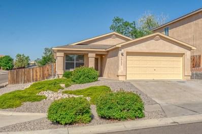 10605 Vista Bella Place NW, Albuquerque, NM 87114 - #: 953292