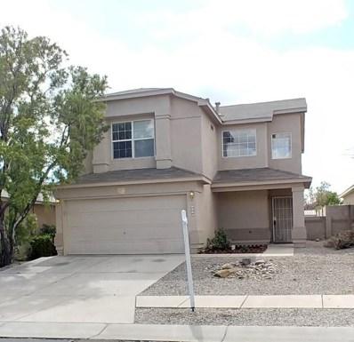 8504 Vista Estrella Lane SW, Albuquerque, NM 87121 - #: 953771