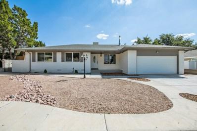 7604 Sierra Azul Avenue NE, Albuquerque, NM 87110 - #: 953781