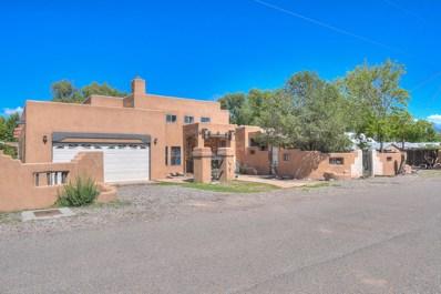 814 Artie Road NW, Albuquerque, NM 87114 - #: 954583