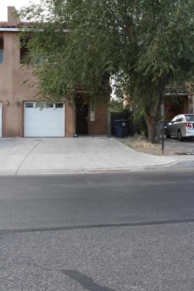 912 Bellamah Road NW, Albuquerque, NM 87104 - #: 955007