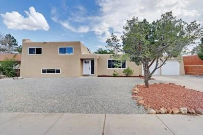 5530 Furman Court NW, Albuquerque, NM 87114 - #: 955052