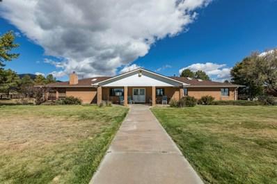 61 Moonbeam Ranch Road UNIT # A, Edgewood, NM 87015 - #: 955155