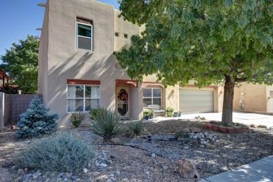 6204 Little Joe Place NW, Albuquerque, NM 87120 - #: 956026
