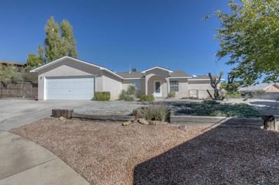 7021 Pioneer Place, Albuquerque, NM 87120 - #: 956068
