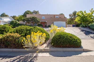 13218 Sunset Canyon Drive NE, Albuquerque, NM 87111 - #: 956943