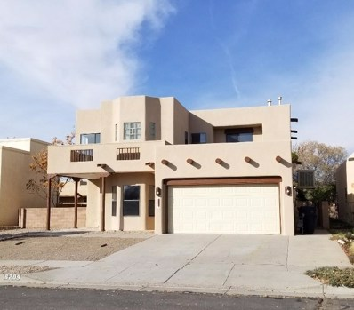 6209 Cochiti Drive NW, Albuquerque, NM 87120 - #: 957616