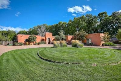 1116 Bona Terra Place NW, Albuquerque, NM 87114 - #: 957685