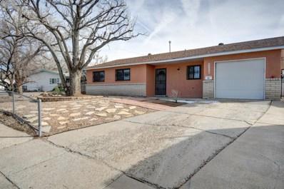 11706 COPPER Place, Albuquerque, NM 87123 - #: 958556