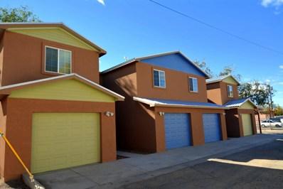 608 8TH Street NW UNIT #D, Albuquerque, NM 87102 - #: 959373