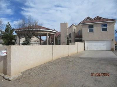 1660 14TH Street SE, Rio Rancho, NM 87124 - #: 960089