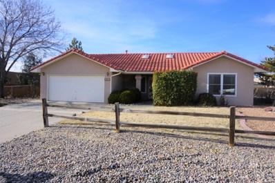 1011 Fox Hollow Place NW, Albuquerque, NM 87114 - #: 960539