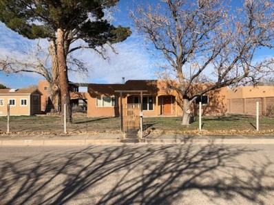 907 Noval Place NW, Albuquerque, NM 87114 - #: 961939