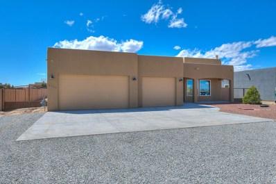 1717 Nez Perce Loop, Rio Rancho, NM 87144 - #: 961979
