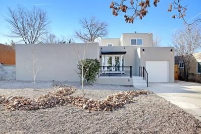 817 Lafayette Drive NE, Albuquerque, NM 87106 - #: 962157