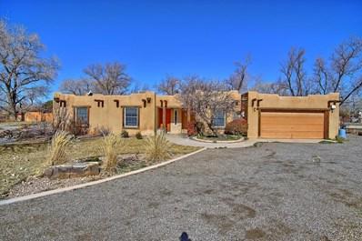 401 Paseo Del Bosque, Albuquerque, NM 87114 - #: 962229