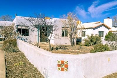 207 Aliso Drive NE, Albuquerque, NM 87108 - #: 962518