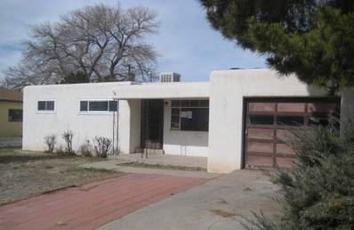 2109 DOROTHY Street, Albuquerque, NM 87112 - #: 963427