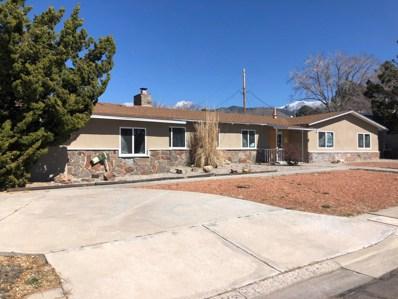 12105 SIERRA GRANDE Avenue, Albuquerque, NM 87112 - #: 963578