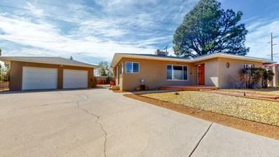 3312 Loma Vista Place, Albuquerque, NM 87106 - #: 965094