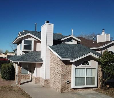 5516 GOLD RUSH Drive, Albuquerque, NM 87120 - #: 965137